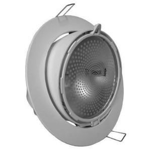Светильник Downlight FL-2025 150W RX7s Grey круглый поворотный серый d240 без ЭПРА