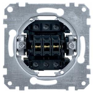 Выключатель 3-клавишный механизм Merten