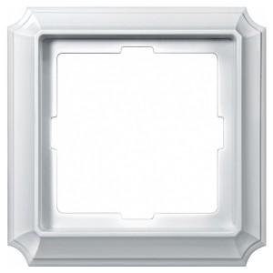 Рамка 1-ая Antique Merten Полярно-белый