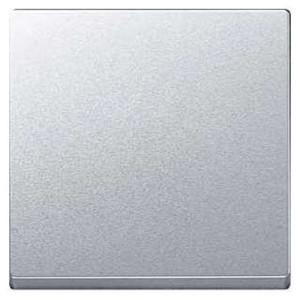 Клавиша 1-ая для выключателей и кнопок System M Merten алюминий