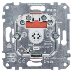 Выключатель электронный сенсорный 1000Вт, (реле) Merten механизм