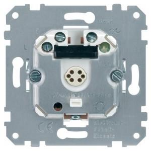 Выключатель электронный сенсорный 25-400Вт Merten механизм