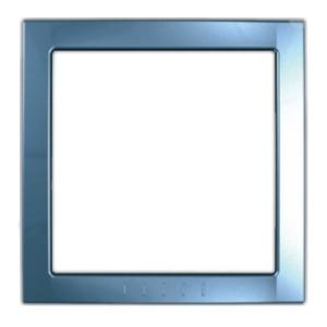 Декоративный элемент Unica голубой лед