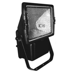 Прожектор металлогалогенный FL-11 70W BLACK Rx7s IP65 ЭПРА VS асимметричный черный