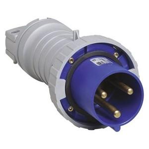 Вилка кабельная ABB 263 P6W IP67 63A 2P+E