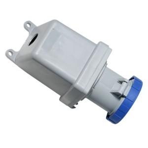 Розетка для накладного монтажа ABB 2125 RS6W IP67 125A 2P+E