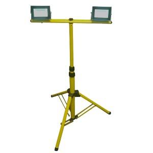 Два светодиодных прожектора на стойке FL-LED Light-PAD STAND 2x30W 4200К 5100Lm 220В IP65