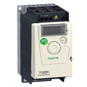 Преобразователь частоты Schneider Electric Altivar ATV12 0.18КВТ 240В 1Ф