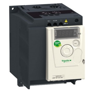 Преобразователь частоты Schneider Electric Altivar ATV12 1.5KВТ 240В 1Ф