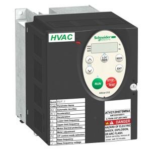 Преобразователь частоты Schneider Electric Altivar ATV212 0.75KВТ 480В IP21