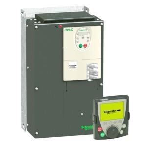 Преобразователь частоты Schneider Electric Altivar ATV212 22KВТ 480В IP21