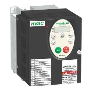 Преобразователь частоты Schneider Electric Altivar ATV212 1.5KВТ 480В IP21