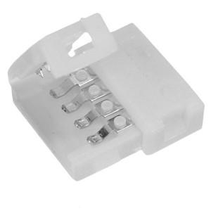 LD106 Коннектор соединительный для светодиодной ленты RGB 5050 10mm