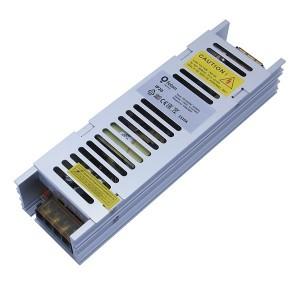 Блок питания FL-PS PSE12100 100W 12V IP20 для светодидной ленты 188х46х32мм 290г метал.