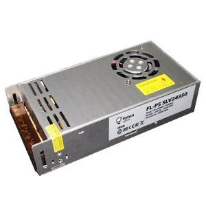 Блок питания FL-PS SLV24350 350W 24V IP20 для светодидной ленты 200х99х50мм 670г