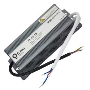 Блок питания FL-PS TP24100 100W 24V IP67 для светодидной ленты 210х70х45мм 1130г