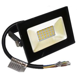 Прожектор светодиодный FL-LED Light-PAD 10W 6400К 850Lm 220В IP65