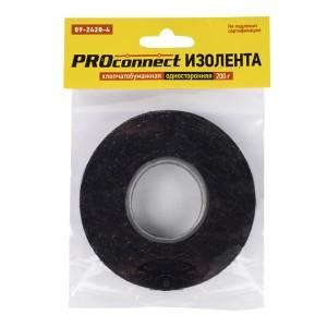 Изолента х/б Proconnect 200 гр. черная