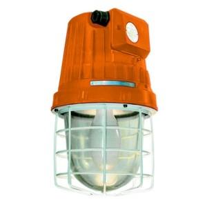 Светильник взрывозащищенный РСП-11ВЕх-250-412 оранжевый IP65 ДРЛ 250Вт Е40 с решеткой