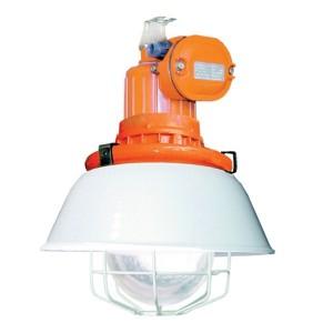 Светильник взрывозащищенный ЖСП-21ВЕх-100-511 оранжевый IP65 ДНаТ 100Вт Е40 с отражателем и решеткой
