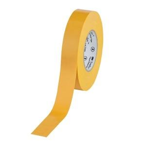 Изолента ПВХ 3M Temflex 1300 желтая 15мм х 10 метров (от 0°С до +60°С)