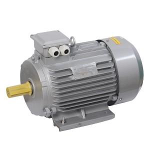 Электродвигатель асинхронный 3ф. АИР 132M6 380В 7,5кВт 1000об/мин (лапы) 1081 DRIVE IEK
