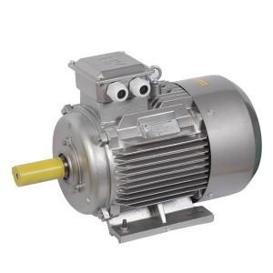 Электродвигатель асинхронный 3ф. АИР 160M6 660В 15кВт 1000об/мин (лапы) 1081 DRIVE IEK