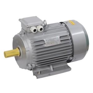 Электродвигатель асинхронный 3ф. АИР 132M4 380В 11кВт 1500об/мин (лапы) 1081 DRIVE IEK