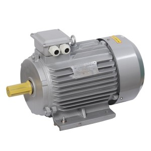 Электродвигатель асинхронный 3ф. АИР 132M2 380В 11кВт 3000об/мин (лапы) 1081 DRIVE IEK