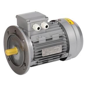 Электродвигатель асинхронный 3ф. АИР 63A6 380В 0,18кВт 1000об/мин (фланец) 3081 DRIVE IEK