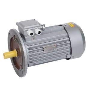 Электродвигатель асинхронный 3ф. АИР 100L4 380В 4кВт 1500об/мин (фланец) 3081 DRIVE IEK