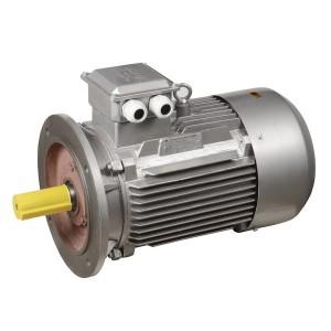 Электродвигатель асинхронный 3ф. АИР 112M4 380В 5,5кВт 1500об/мин (фланец) 3081 DRIVE IEK