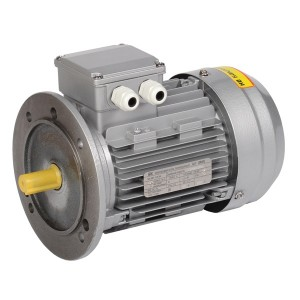 Электродвигатель асинхронный 3ф. АИР 56B2 380В 0,25кВт 3000об/мин (фланец) 3081 DRIVE IEK