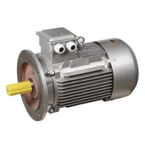 Электродвигатель асинхронный 3ф. АИР 112M2 380В 7,5кВт 3000об/мин (фланец) 3081 DRIVE IEK