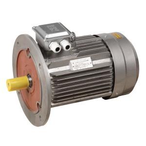 Электродвигатель асинхронный 3ф. АИР 132M2 380В 11кВт 3000об/мин (фланец) 3081 DRIVE IEK