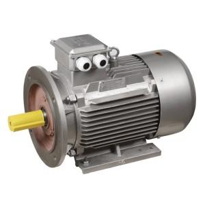 Электродвигатель асинхронный 3ф. АИР 160M6 380В 15кВт 1000об/мин (лапы + фланец) 2081 DRIVE IEK