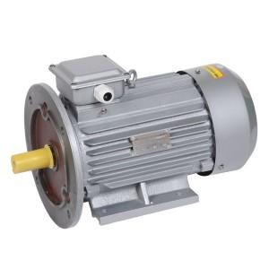 Электродвигатель асинхронный 3ф. АИР 100L4 380В 4кВт 1500об/мин (лапы + фланец) 2081 DRIVE IEK