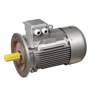 Электродвигатель асинхронный 3ф. АИР 160S4 660В 15кВт 1500об/мин (лапы + фланец) 2081 DRIVE IEK