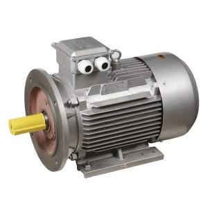 Электродвигатель асинхронный 3ф. АИР 112M2 380В 7,5кВт 3000об/мин (лапы + фланец) 2081 DRIVE IEK