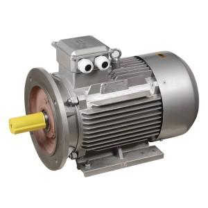 Электродвигатель асинхронный 3ф. АИР 160S2 660В 15кВт 3000об/мин (лапы + фланец) 2081 DRIVE IEK