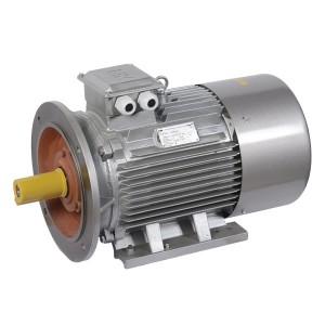 Электродвигатель асинхронный 3ф. АИР 180M2 660В 30кВт 3000об/мин (лапы + фланец) 2081 DRIVE IEK