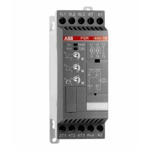Софтстартер ABB PSR3-600-70 1,5кВт 400В (100-240В AC) устройство плавного пуска