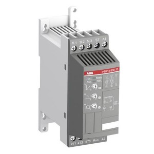Софтстартер ABB PSR12-600-70 5,5кВт 400В (100-240В AC) устройство плавного пуска