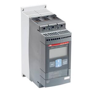 Софтстартер ABB PSE18-600-70 7,5кВт 600В 18А с функцией защиты двигателя