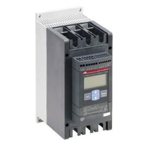 Софтстартер ABB PSE142-600-70 75кВт 600В 142А с функцией защиты двигателя