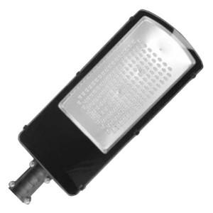 Консольный светодиодный светильник FL-LED Street-01 150W 4500K 230V 16400Lm черный 570x170x65mm
