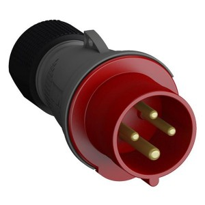 Вилка кабельная Easy&Safe ABB 316EP6 16А 3P+E IP44 6ч