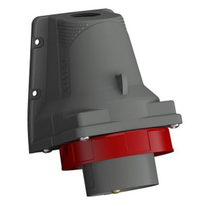 Вилка для монтажа на поверхность Easy&Safe ABB 432EBS6W 32A 3P+N+E IP67 6ч