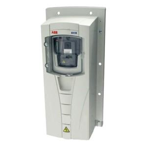 Преобразователь частоты ABB ACS550-01-015A-4+B055,7.5 кВт,380 В, 3 фазы, IP54, без панели управления