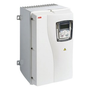Преобразователь частоты ABB ACS355-03E-015A6-46, 7.5 кВт, 380 В, 3 фазы, IP66, с интел. пан. упр.